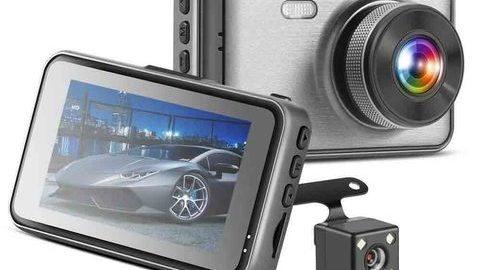 Anytek X31 Çift Kameralı Full HD Araç Kamerası