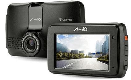 Mio Mivue 733 Wifi Full Hd 1080P Araç İçi Kamera