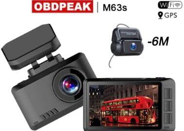 OBDPEAK M63S Araç Kamerası
